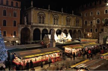 Natale in Piazza - Mercatini di Verona