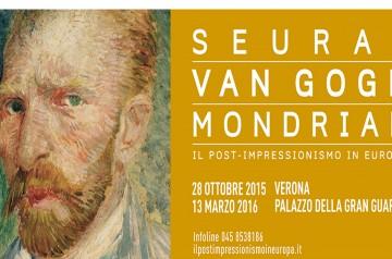 Mostra Seurat - Van Gogh - Mondrian a Verona