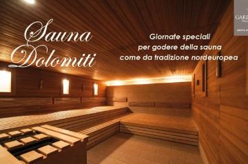 Sauna Dolomiti a Gardacqua