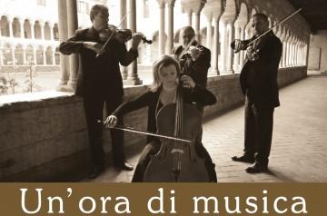 Un ora di musica al Circolo Ufficiali di Castelvecchio