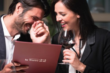 Cena di San Valentino al Ristorante La Torre 22