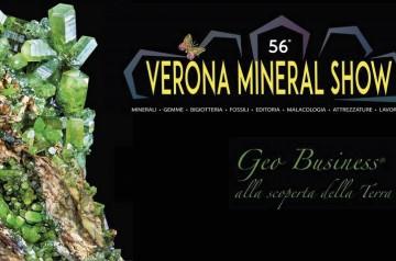 Verona Mineral Show Geo Business 2016