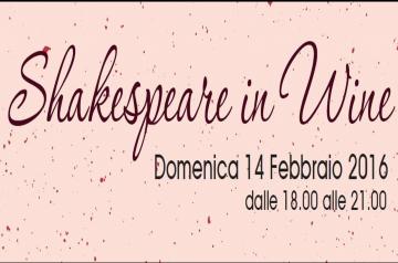 Shakespeare in wine alla Cantina Monteci