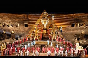 Aida all'Arena di Verona - Versione Storica 1913