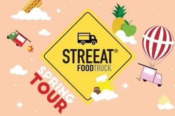 Streeat European Food Truck Festival a Verona