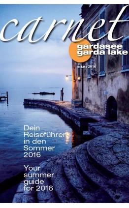 CARNET GARDASEE GARDA LAKE ESTATE 2016