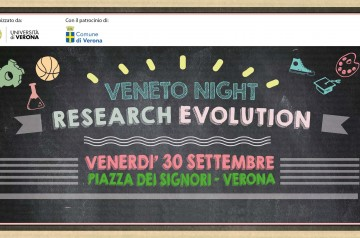 Research evolution 2016 a Verona