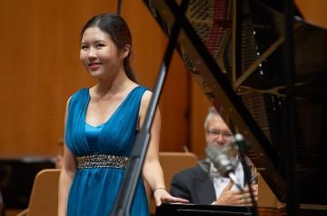 Ji-Yeong Mun in concerto a Verona