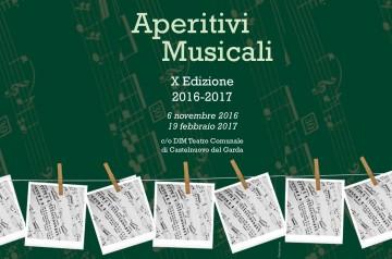 X Edizione degli Aperitivi Musicali