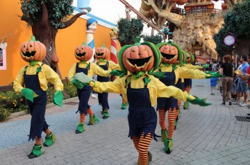 Gardaland Magic Halloween 2016