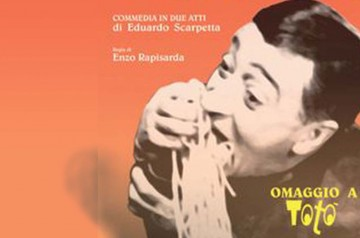 Miseria e nobiltà al Cinema Teatro San Massimo