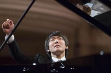 Concerto di Seong-Jin Cho a Verona