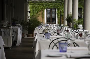Ristorante Gourmet Regio patio