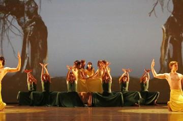 Balletto del Teatro Nazionale di Györ a Legnago