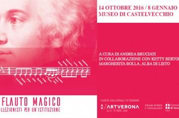 Mostra Il flauto magico a Verona