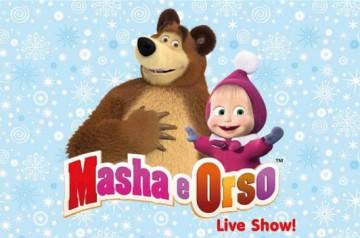 Masha e Orso Live Show a Verona