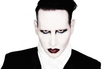 Marilyn Manson in concerto al Villafranca Festival 2017