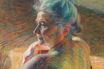 Mostra di Umberto Boccioni al Mart Rovereto