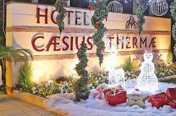 Regala un Natale di benessere con l'Hotel Caesius di Bardolino