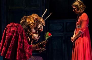 La Bella e la Bestia al teatro Salieri