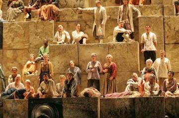 Proiezione Nabucco - CineOpera