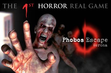 Phobos Escape - The 1st Horror Real Game