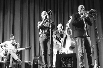 Fabrizio Gaudino 4et musica jazz
