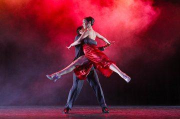 Colección Tango al teatro Ristori di Verona