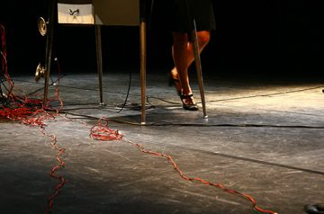 """Deliri"" al teatro Camploy di Verona"