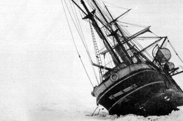 Live Storytelling - Diego Alverà racconta Ernest Shackleton