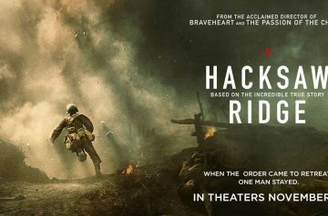 La Battaglia di Hacksaw Ridge al Cinema San Massimo