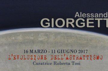 L'Evoluzione dell'astrattismo - Alessandro Giorgetti