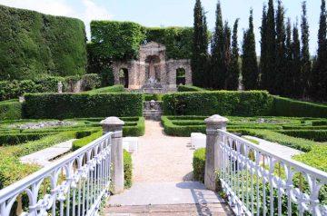 Visita guidata - Guerrieri Rizzardi e il giardino di Pojega
