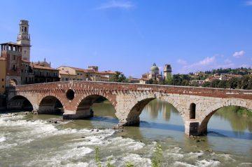 Visita guidata agli affreschi di Verona