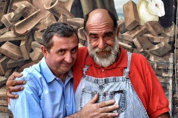 Giorgio Barchiesi e Vito Bicocchi