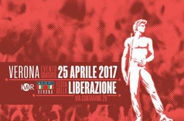 72° anniversario della Liberazione a Verona