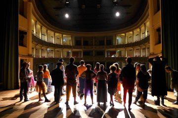 Generazione Teatro - Cronache Italiane di Alessandro Anderloni