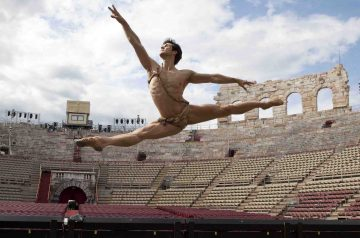 Roberto Bolle and Friends all'Arena di Verona