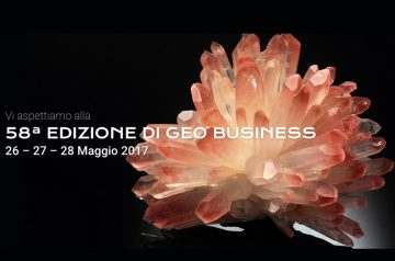 Verona Mineral Show Geo Business 2017