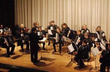 Orchestre di Fisarmoniche in concerto