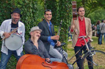 Concerto dei Swingari a Verona