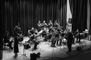 "University Big Band ""Storia del Jazz"" - Note in Villa"