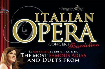Italian Opera Concert a Bardolino