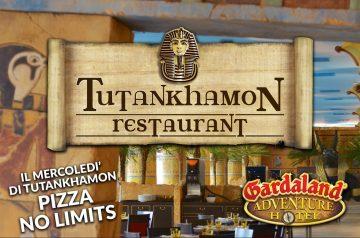 Il Mercoledì di Tutankhamon - Gardaland Adventure Hotel