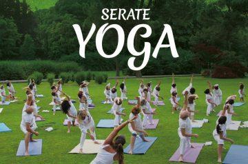Serate Yoga al Parco Giardino Sigurtà