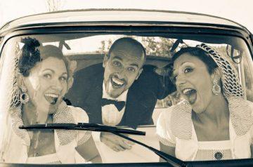 """Trio Marrano """"Swing italiano degli anni Quaranta"""" - Note in Villa"""