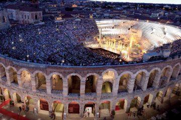 95° Opera Festival 2017 all'Arena di Verona