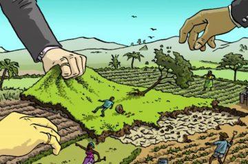 Land Grabbing - Accaparramento delle Terre