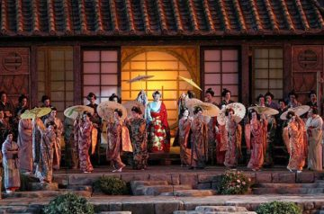 Madama Butterfly all'Arena di Verona