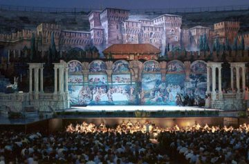 Rigoletto all'Arena di Verona
